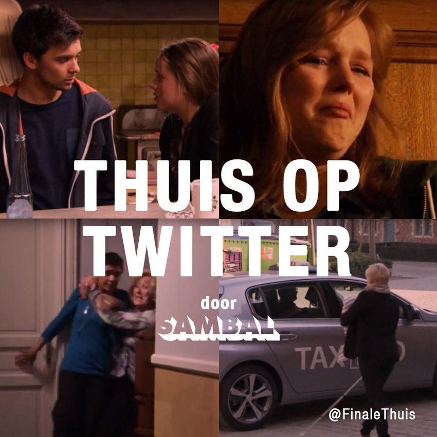 Sambal herbeleef de seizoensfinale van thuis op twitter - Het nu thuis ...